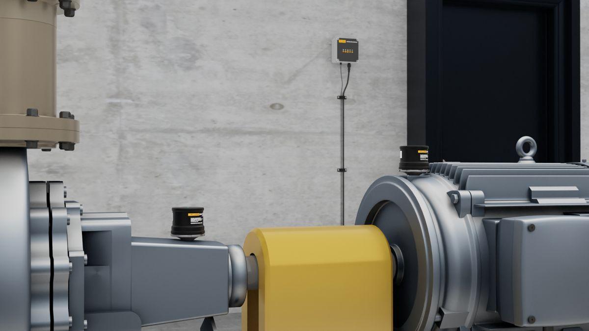 Fluke Reliability introduces the Fluke 3563 Analysis Vibration Sensor