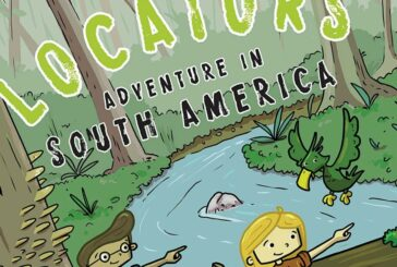 Esri's new book teaches Geographic Concepts through a South American Adventure