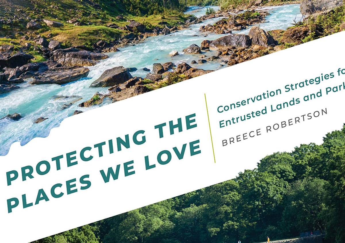 Esri's new book is a Call to Action for Conservation
