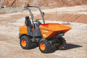 AUSA partners with Renta Group Oy to rent articulated dumpers in Poland