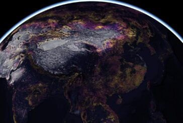 Esri releases new predictive Global Land Cover Map for 2050