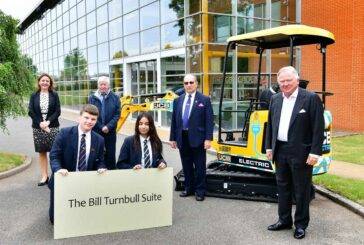 Talented JCB engineer leaves lasting legacy for Engineer's of the Future