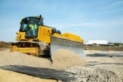New Cat D4 Dozer improves on visibility, productivity and technology