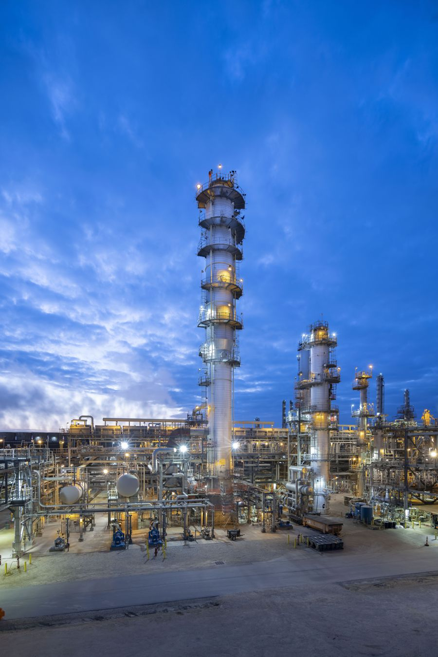 S&B wins contract for World-scale 1-Hexene Unit for Chevron Phillips Chemical