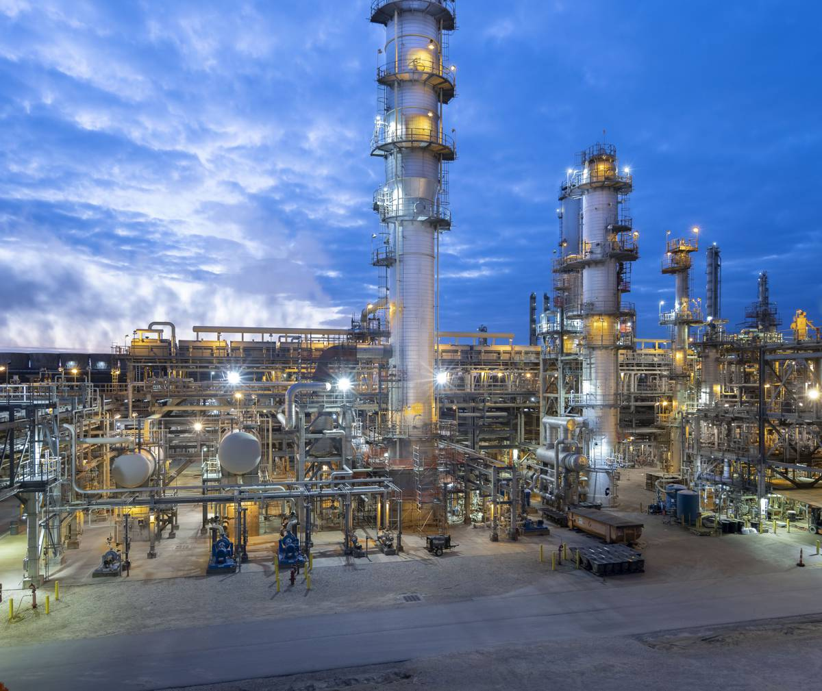 SandB wins contract for World-scale 1-Hexene Unit for Chevron Phillips Chemical
