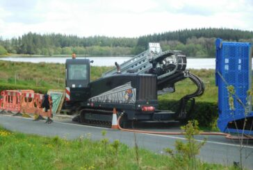 McFaddens goes trenchless with a n18ACS GRUNDODRILL from TRACTO