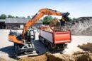 Meet the new Doosan DX140W-7 and DX160W-7 Stage V Wheeled Excavators
