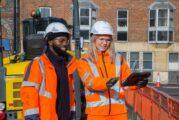 Eurovia UK partnership leads the way withrobotic paving slab cutter