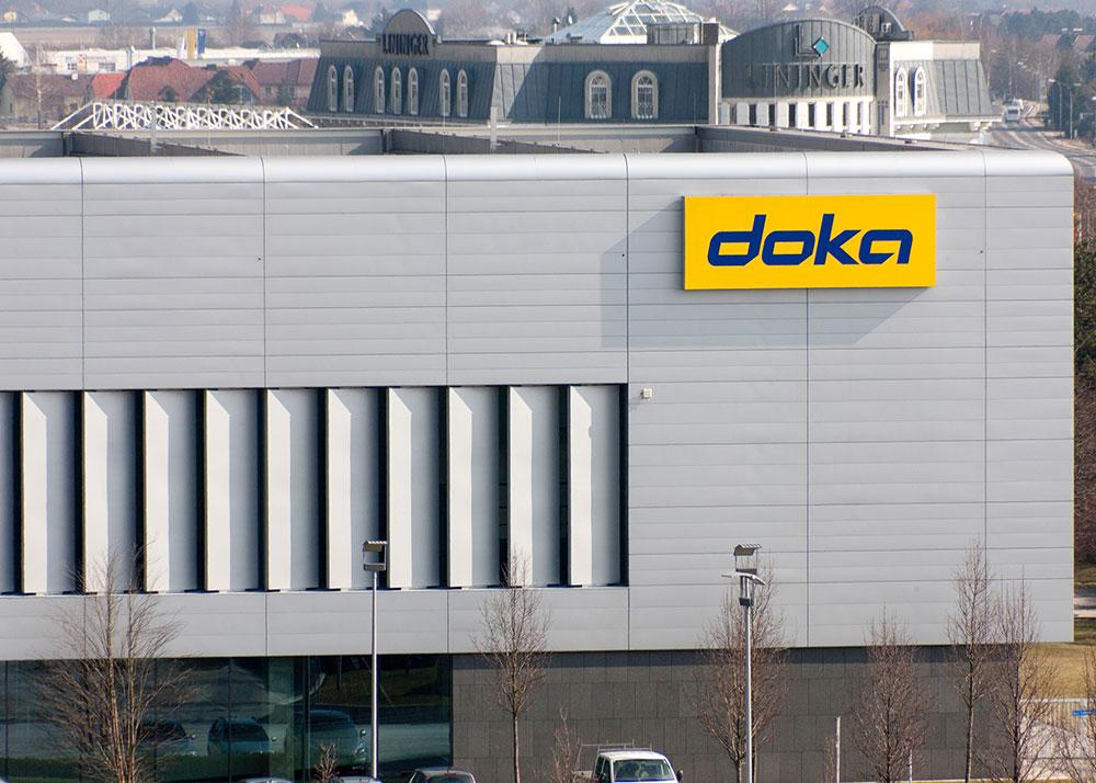 Robert Hauser takes over as chairman and CEO at Doka