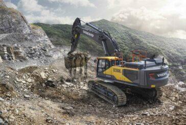 Volvo introduces two new 50-ton Excavators