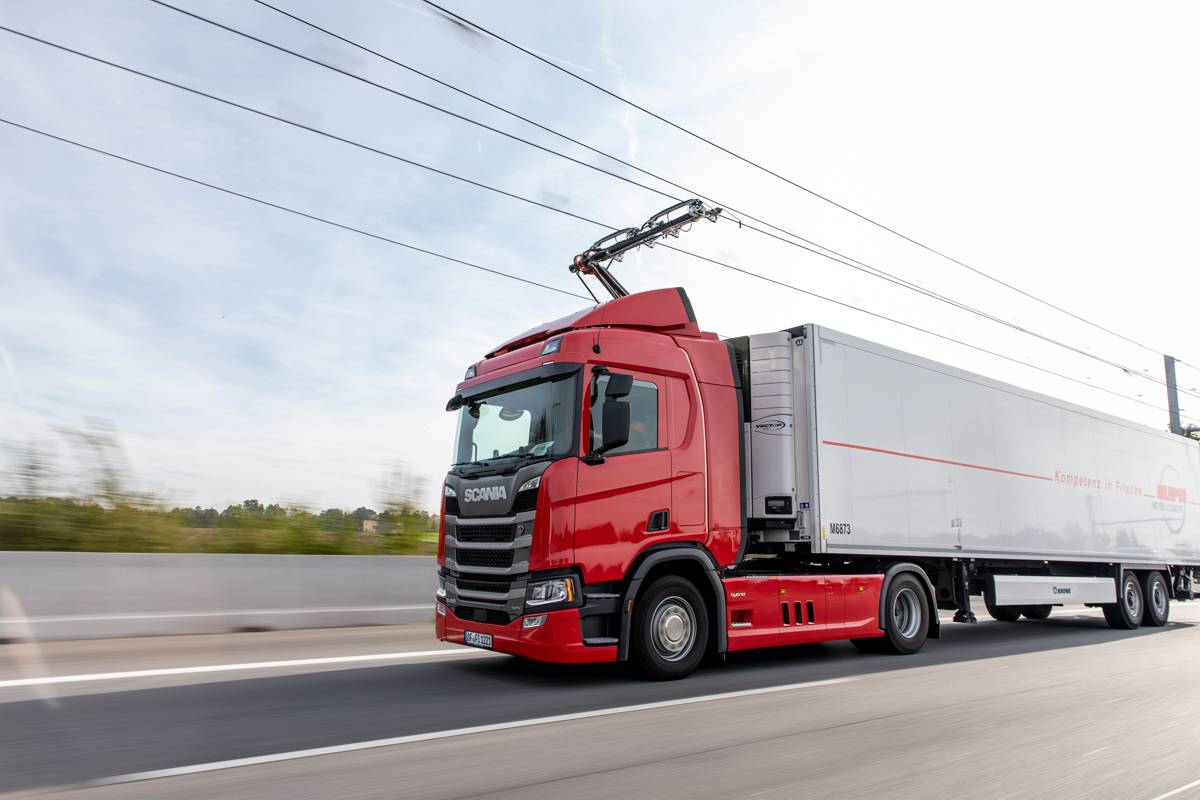 Department for Transport gives green light for the first Electric Motorway in the UK