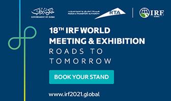 18th IRF World Meeting - 7 to 10 Nov 2021