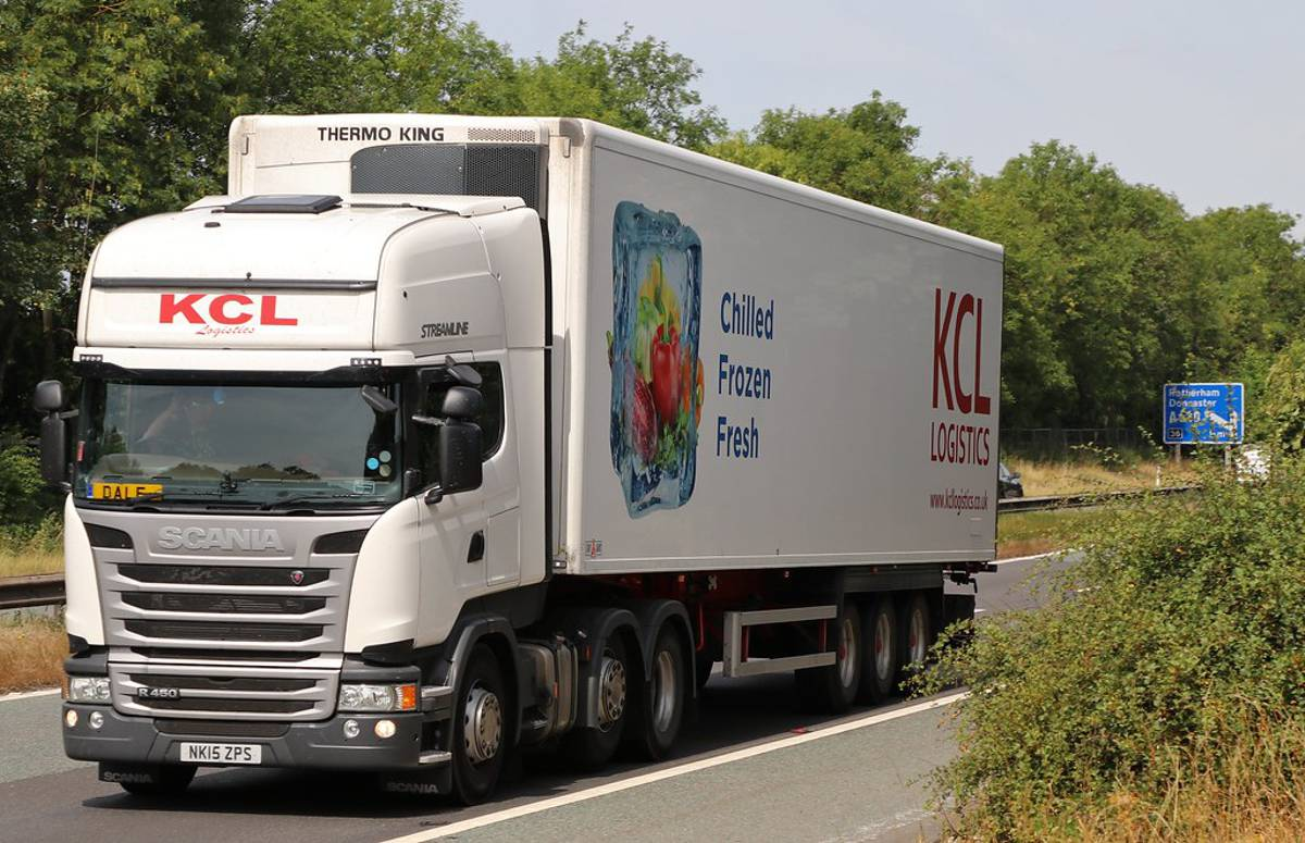 KCL Logisticsdoubles efficiency with Mandata Go transport management system