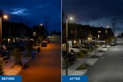 City of Sandy in Oregon upgrades Street Lights with sustainable Cree RSW Series LED