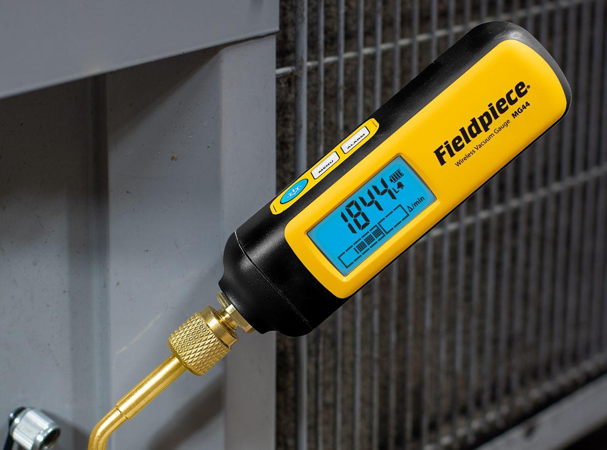 Fieldpiece Instruments launches rugged, wireless Vacuum Gauge