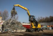 The new Cat MH3022 and MH3024 Material Handlers boost cycle times