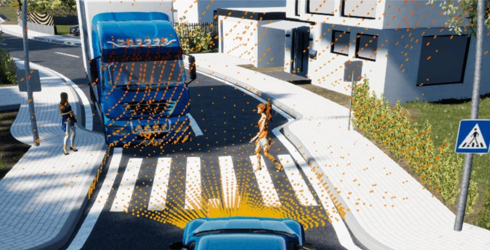 dSPACE and Cepton to provide 3D Lidar Simulation for autonomous applications