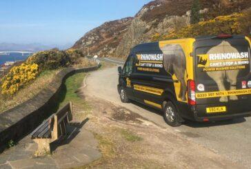 Rhinowash strengthens relationship with Scottish Ambulance Service