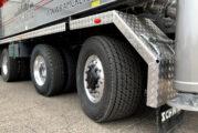 Schwing America upgrades Single Rear Steering for Trucks