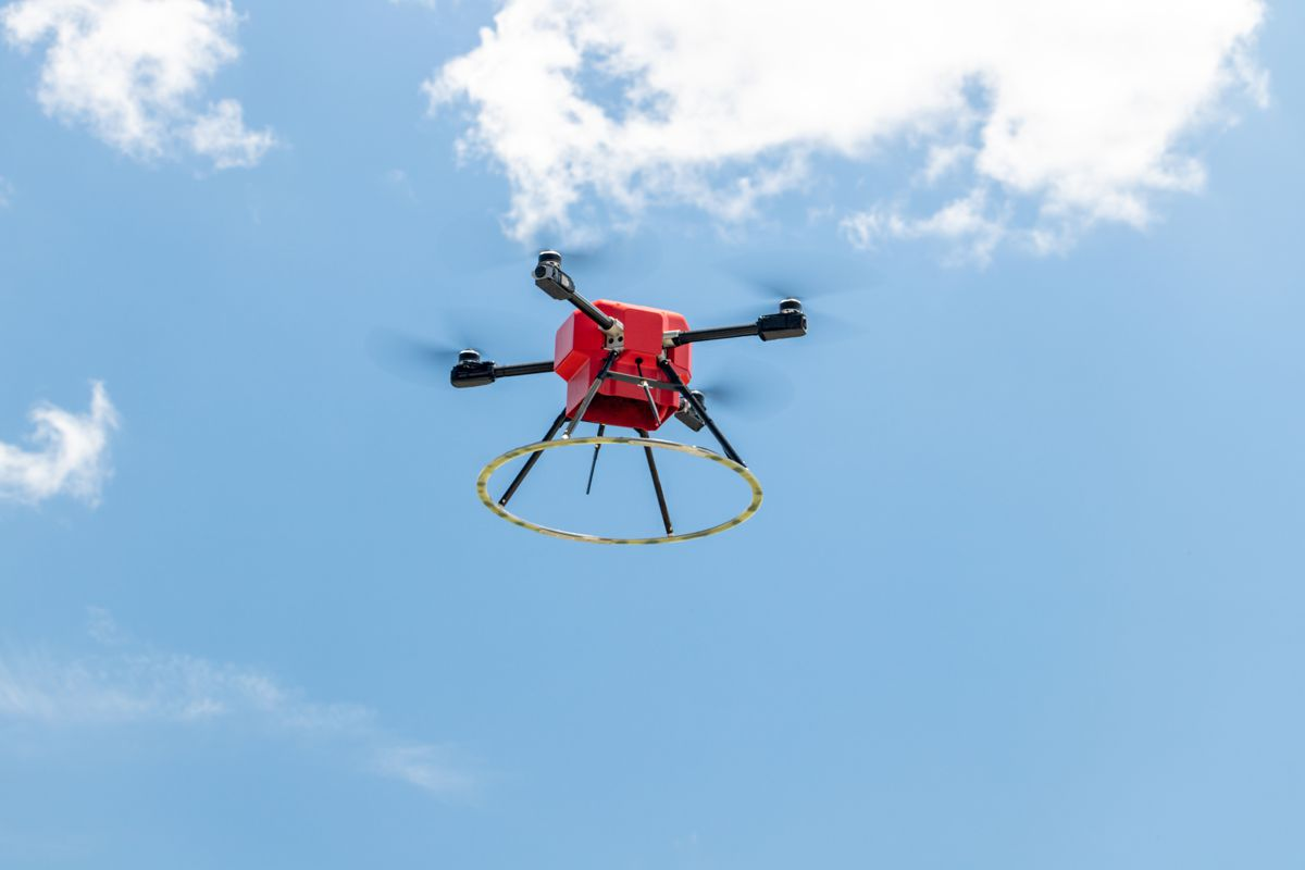 American Robotics to create Automated Drone Program for Stockpile Reports