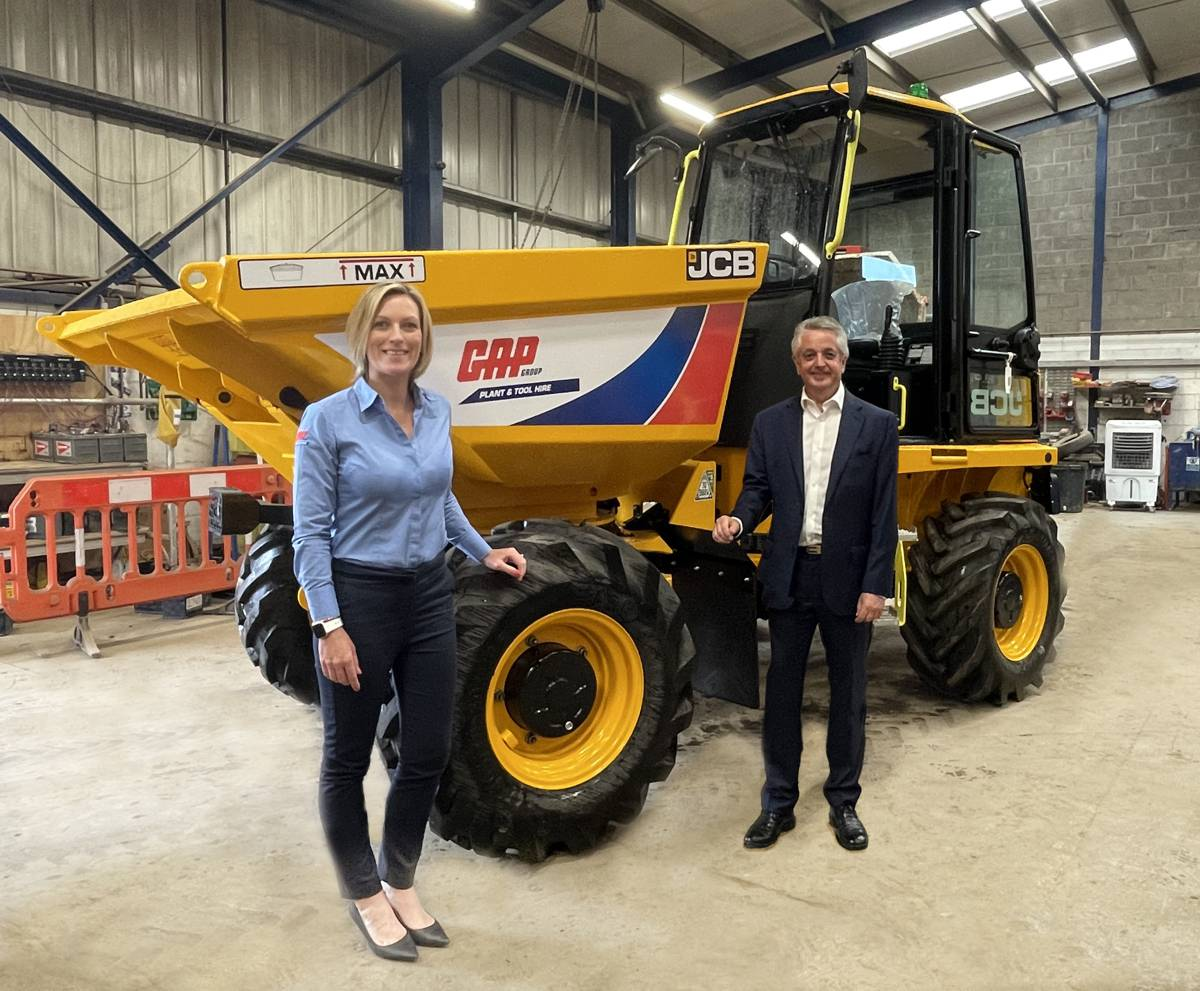 GAP Group digitalises depot operations with Spartan PHALANX mobile solution
