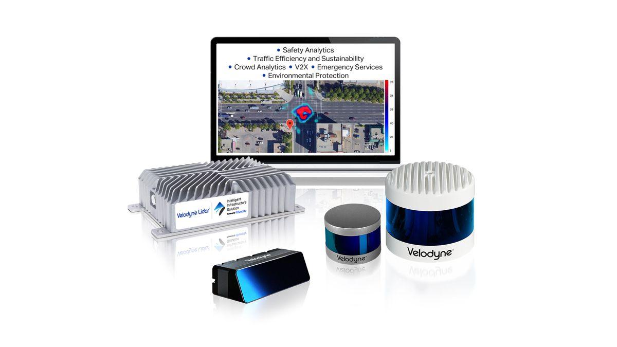 Velodyne Lidar and NVIDIA Metropolis partner on Intelligent Infrastructure Solutions