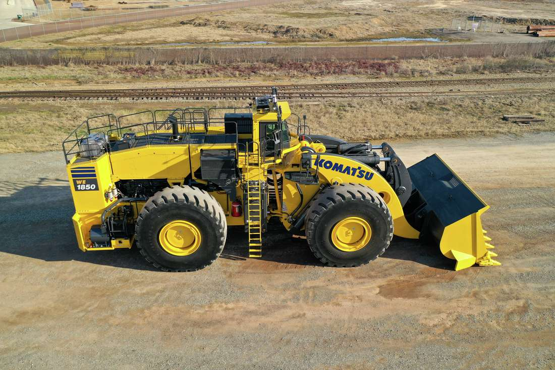 Komatsu highlighting scalable, sustainable mining solutions at MINExpo 2021