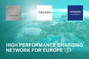 Volvo, Daimler Truck and TRATON GROUP pioneer a European truck charging network