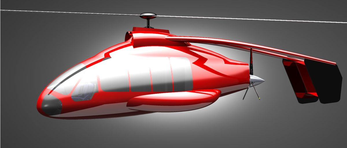 Skyworks Aeronautics announces order of 100 eGyro Electric Aircraft