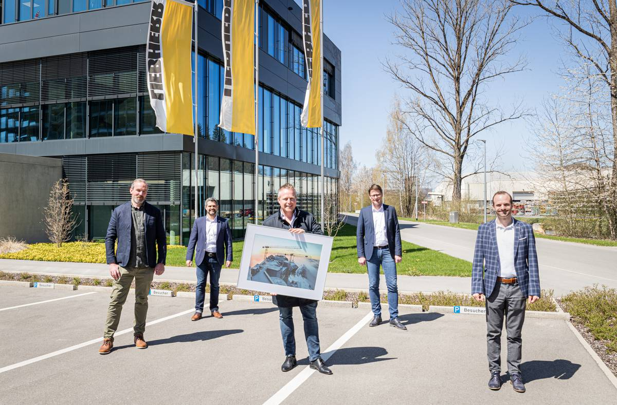 Hüffermann buys 70 Liebherr Tower Cranes for German rental fleet