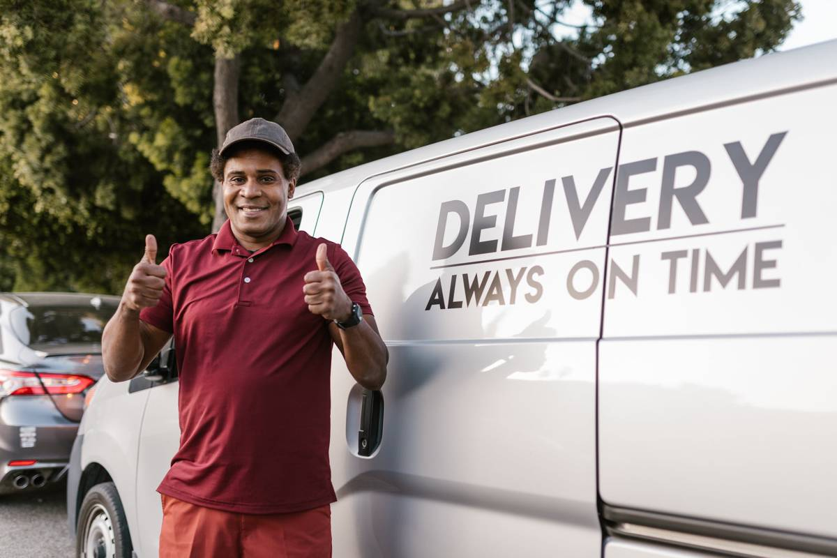 Will Electric Delivery Vans keep up with online shopping?