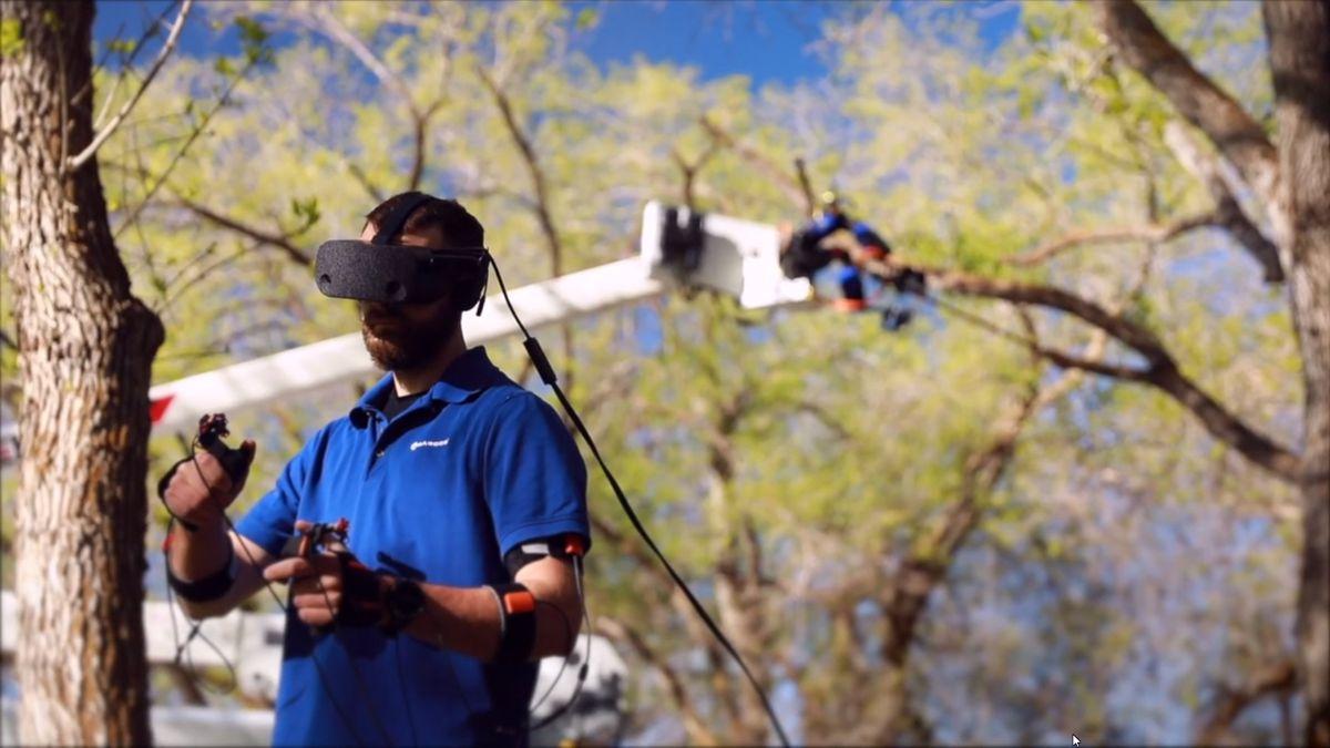 Sarcos Robotics brings Teleoperation to Guardian XT Robotic System