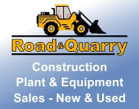 Road and Quarry Plant and Equipment sales