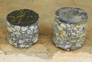 NVI polymer based Asphalt Additives reduce high-temperature failures
