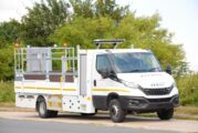 Acklea introduces 7.2t Traffic Management Trucks with recycled plastic bodies