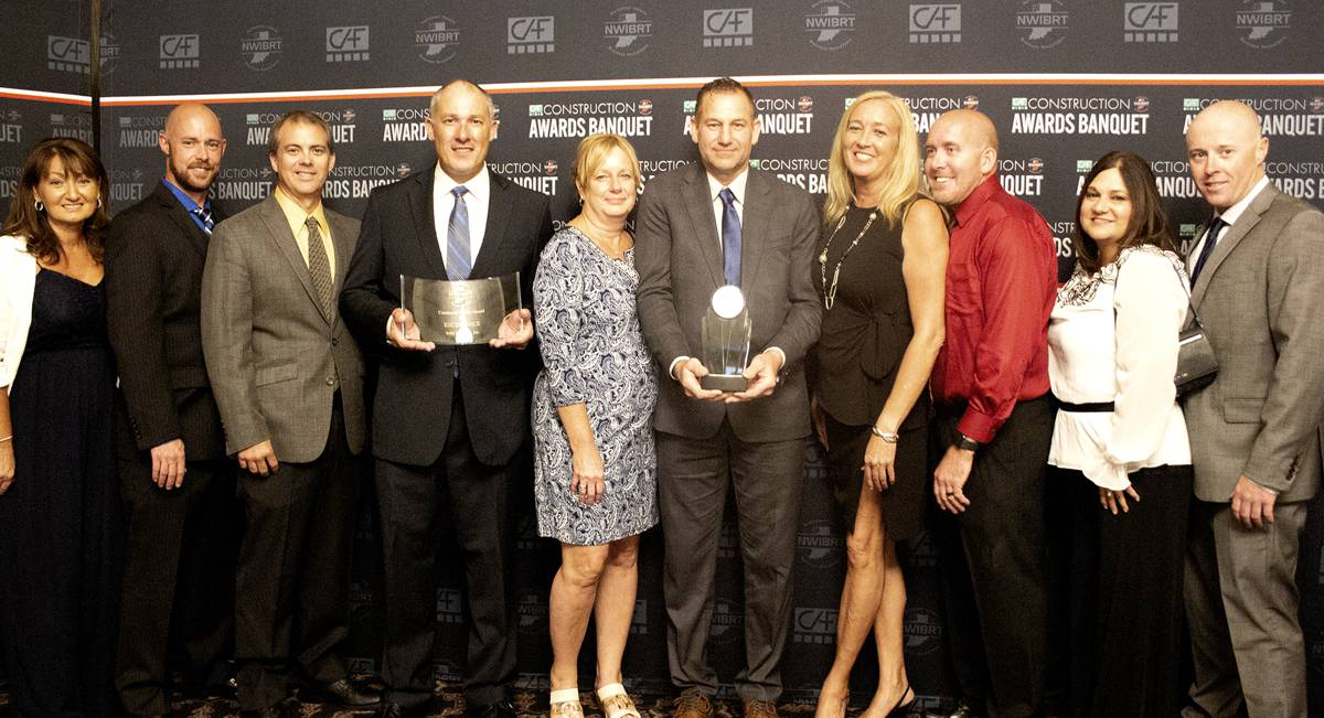 Over 60 US companies earn Awards for Safety and Project Outcomes