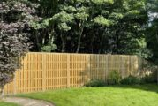 Commercial DuraPost fencing solution scalable to 4m height