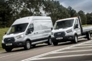 Ford E-Transits begin trials with fleet customers