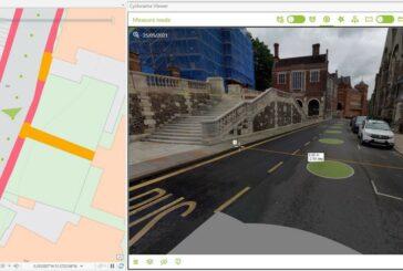 London Borough of Harrow creates Digital Twin with LiDAR street imagery