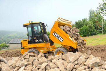 JCB's highest spec Site Dumper heads for Northern Ireland