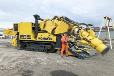Komatsu and Vale presenting excavation and cutting technology at MINExpo
