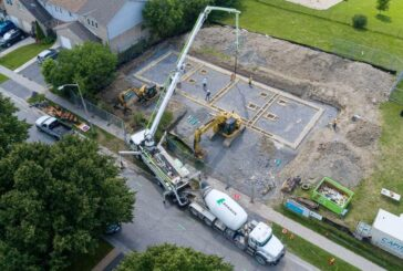 Lafarge ECOPact Zero Concrete put to the test in Eastern Canada