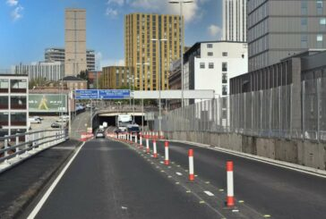 Hardstaff Barriers maximises city bridge safety during reconstruction project