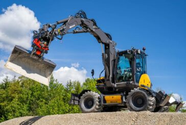 Mecalac launches MR50 and MR60 Tiltrotators and dedicated grading buckets