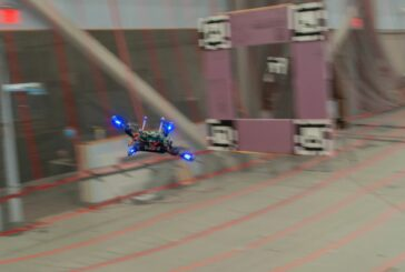 MIT system can train drones to fly around obstacles at high speed