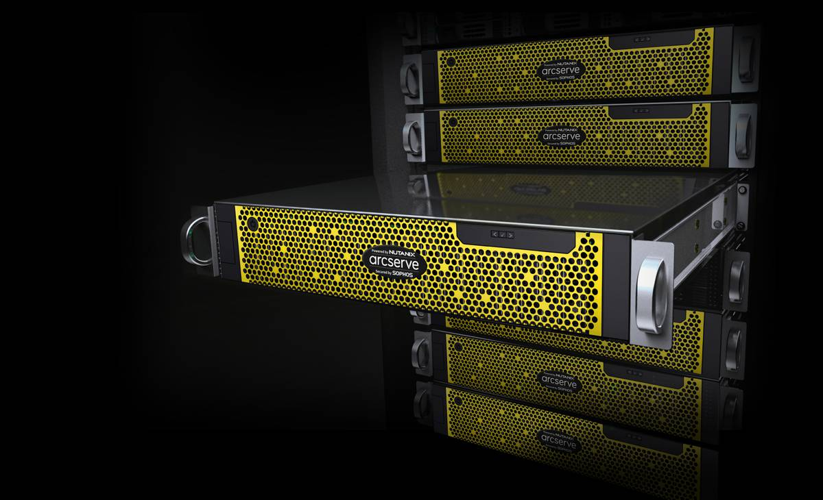 Arcserve and Nutanix deliver Hyperconverged Data Protection and Cybersecurity