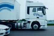 Plus celebrates Autonomous Truck level-4 driving demonstration