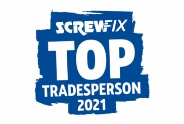 Screwfix launches 2021 Top Tradesperson competition