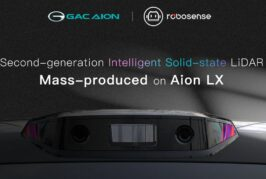 RoboSense partners with GAC Aion for mass-produced LiDAR for Autonomous Vehicles