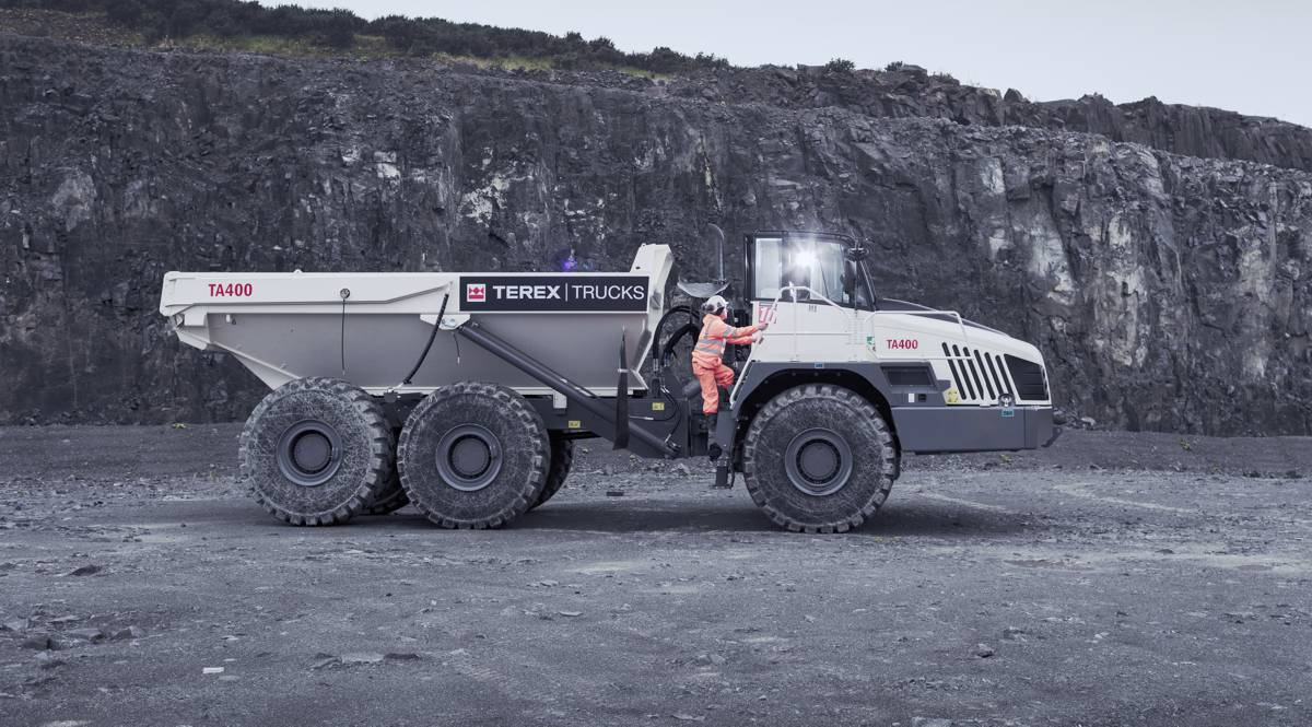 Terex Trucks wins RoSPAhealth and safetyGold Award